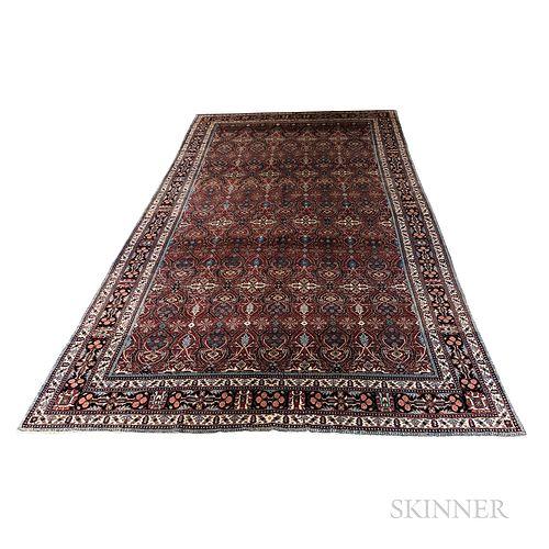 Tabriz Carpet, Iran, c. 1930, 17 ft. x 10 ft. 5 in.