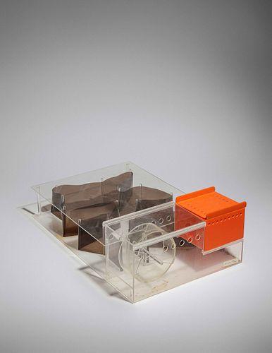 Luis Fernando Benedit (Argentinian, 1937-2011) Hamster Habitatfrom Toys by Artists, 1972