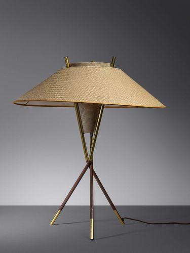 Gerald Thurston (American,  1914-2005) Table Lamp