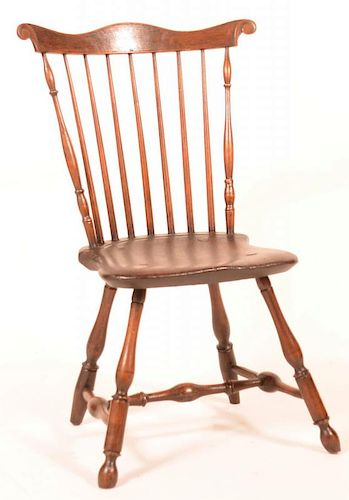 Lancaster County, PA Windsor Side Chair.