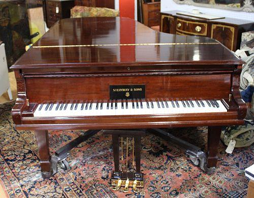 Steinway & Sons Serial #102304  Model B Piano