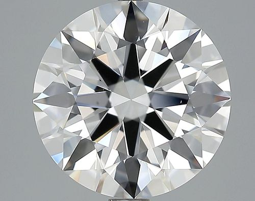 5.02 ct., G/VS1, Round cut diamond, unmounted, VM-1295