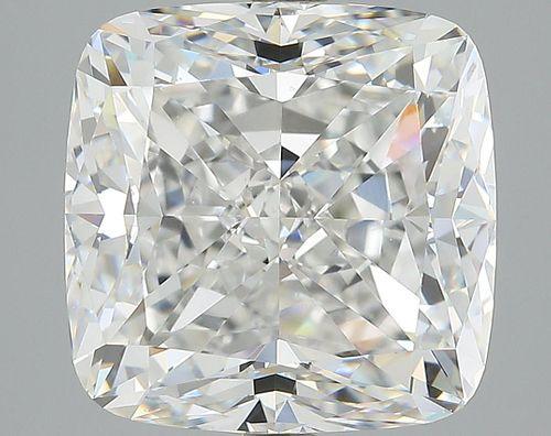 5.23 ct., G/VS1, Cushion cut diamond, unmounted, PK0449