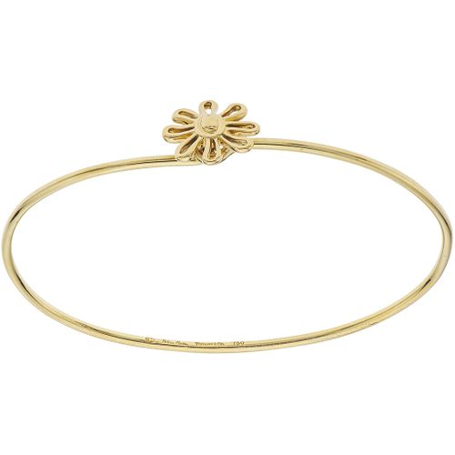 BRACELET IN 18K YELLOW GOLD, TIFFANY & CO., PALOMA PICASSO DAISY COLLECTION Weight: 9.0 g