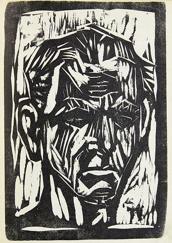 1920-1980. Sechzig Jahre Galerie Nierendorf. Jubiläum, Rückblick, Dokumentation. Mit 36 von den Original-Stöcken abgezogenen Holz- u. Linolschnitten