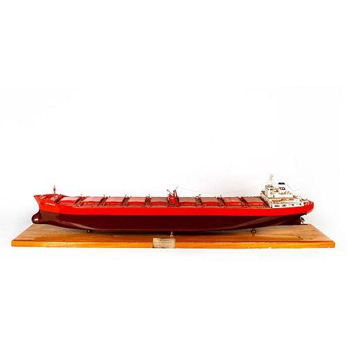 Massive Model Oil Tanker Herlofson & Co. OBO Empress