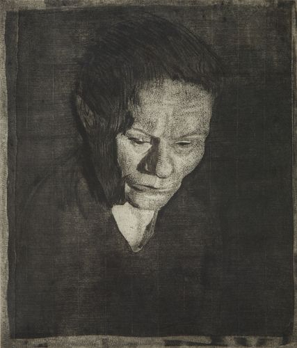 AFTER KATHE KOLLWITZ (GERMAN 1867-1945)