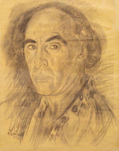 ABRAHAM MANIEVICH (UKRAINIAN 1883-1942)