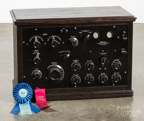 Federal Telephone & Telegraph Co. Type 61 receiver