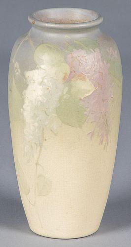 Weller Hudson art pottery vase, ca. 1925
