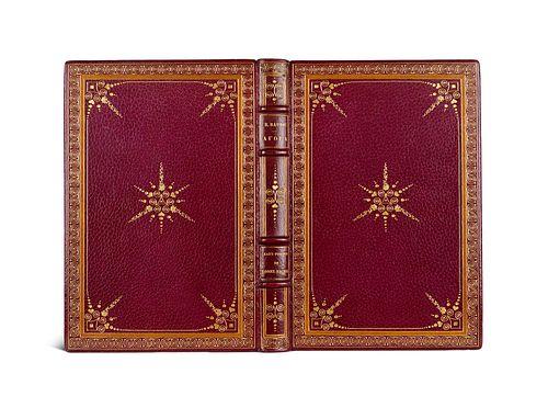 Baudu, Rene Agora. Illustré de vingt-trois compositions originales dessinées et gravées à la pointe sèche par Lobel-Riche. Paris, Auteurs, 1925. 95 S.
