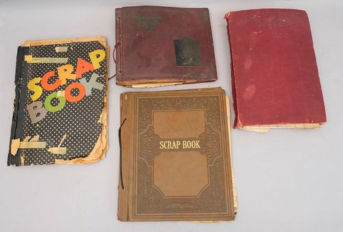 20th Scrapbook Albums from the Hudson Valley