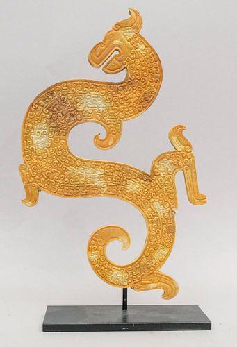 Chinese Jade Dragon, Spring & Autumn Period