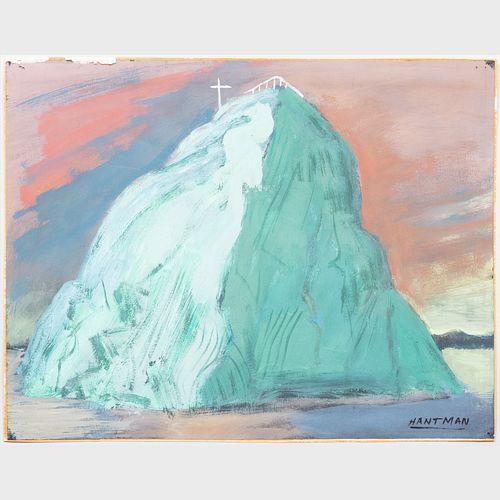 Murray Hantman (1904-1999): Gaspe; Shrine; Mont Joli; and Untitled
