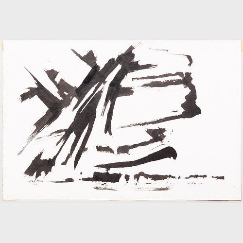 Murray Hantman (1904-1999): Sumi Ink: Six Works