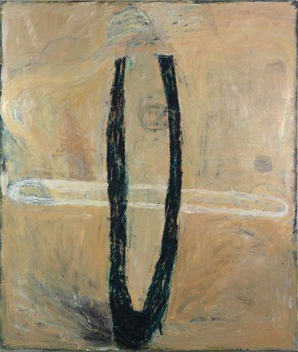 """Katherine Bradford - """"Pharoah"""" 1987"""