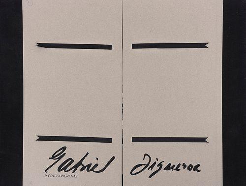 Figueroa, Gabriel. 9 Fotoserigrafías. México, 1990. Firmadas por el fotógrafo. Edición de 300 ejemplares, 4/300 (7) y 5/300 (2).