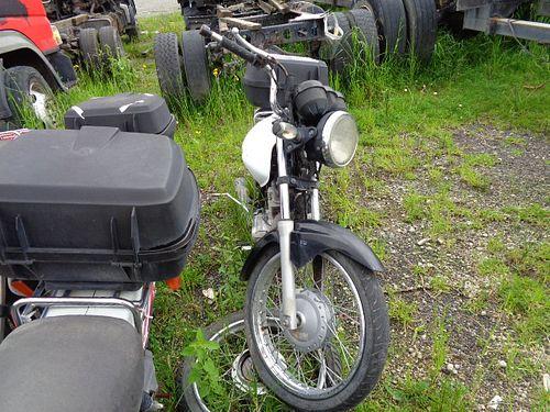 Motocicleta Honda  150cc 2011