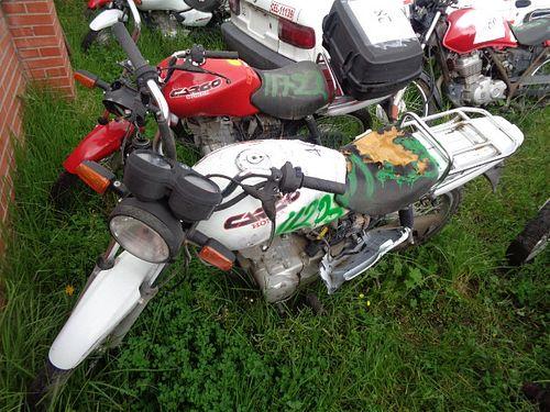 Motocicleta Honda  125cc 2011