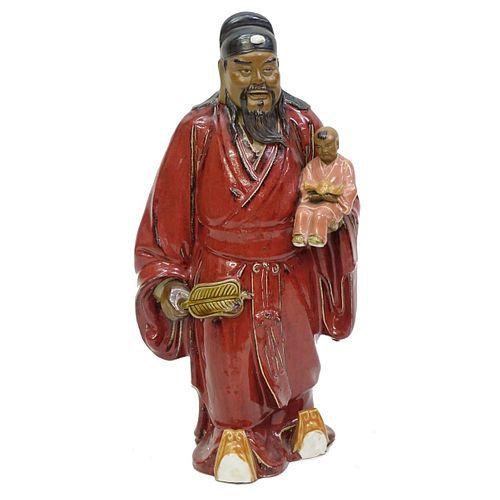 Large Chinese Mudman
