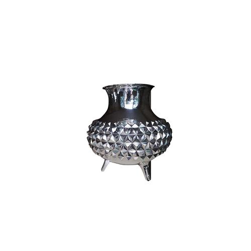 Elegant diamond vase. One of a kind.