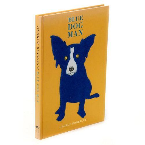 Blue Dog Man, George Rodrigue