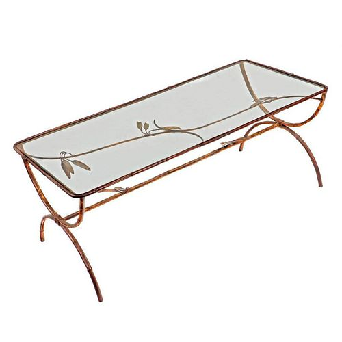 Deco Style Coffee Table