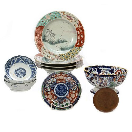 Collection of Chinese Export Pottery