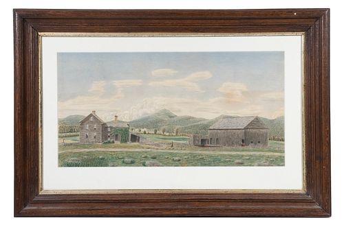 EDWARD CLARKE CABOT (MA, 1818-1901)