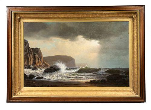 WILLIAM BRADFORD (MA/CA, 1823-1892)