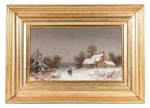 WILLIAM VAN DE VELDE BONFIELD (PA, 1834-1885)