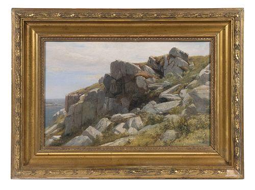 AARON DRAPER SHATTUCK (CT/NH, 1832-1928)