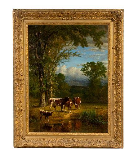 JAMES MCDOUGAL HART (NY, 1828-1901)