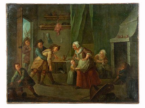 ETIENNE JEAURAT (FRANCE, 1699-1789)