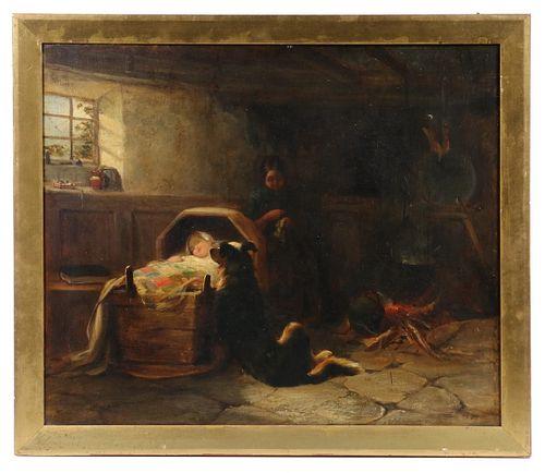 JOHN PHILLIP (UK, 1817-1867)