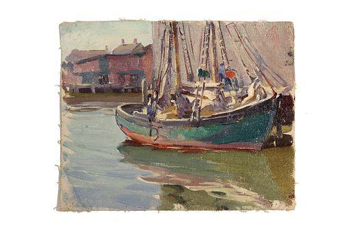 MABEL MAY WOODWARD (RI/ME, 1877-1945)