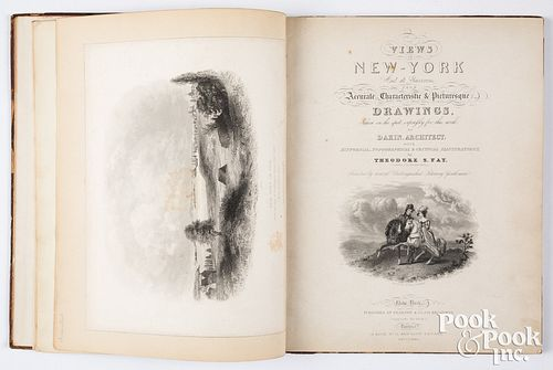 Views in New York, And its Environs, 1831