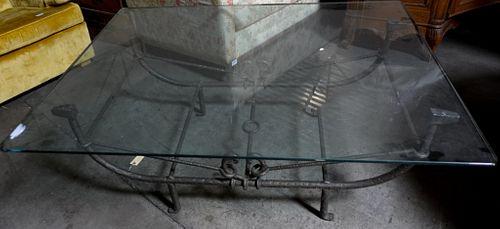 Giacometti Style Table