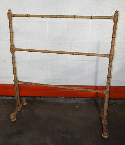 Victorian Quilt Rack