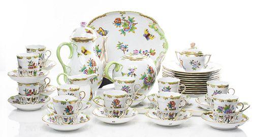 Herend 'Queen Victoria' Porcelain Service, 42