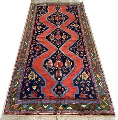 Armenian Kazak Signed Rug