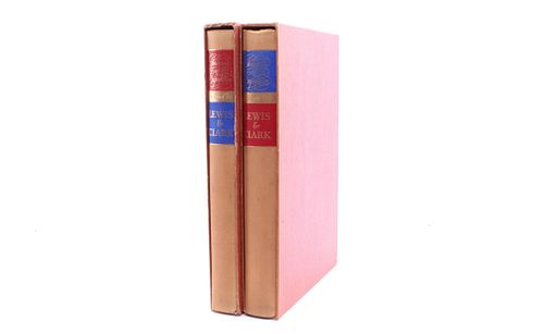 1st Ed Journals of the Expedition Lewis & Clark