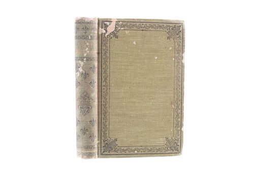 1869 Kit Carson's Life and Adventures by Burdett