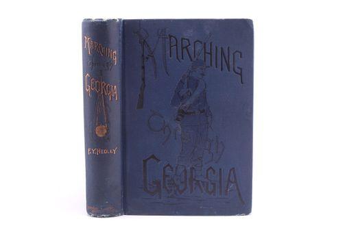 1890 Marching Through Georgia by F.Y. Hedley