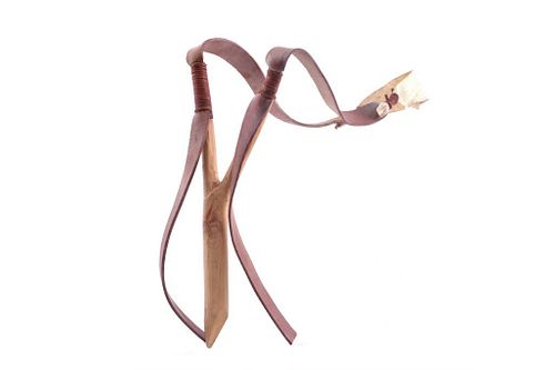 South African Bushman Crafted Sling Shot