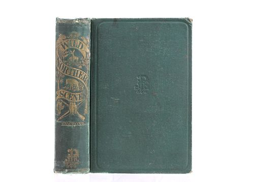 1869 Wild Northern Scenes by S. H. Hammond