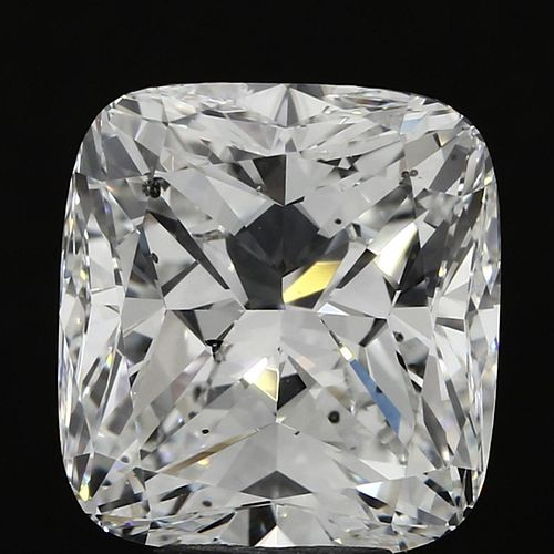 7.07 ct., F/SI1, Cushion cut diamond, unmounted, PP8800-53
