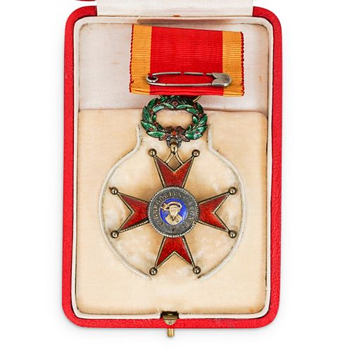 Vatican Order of St. Gregorius Medal