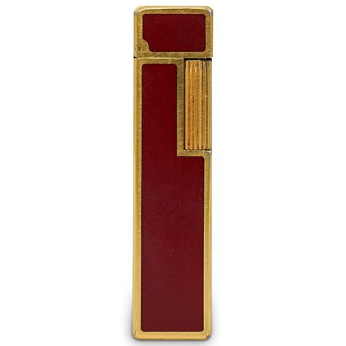 Cartier Red Lacquer Lighter