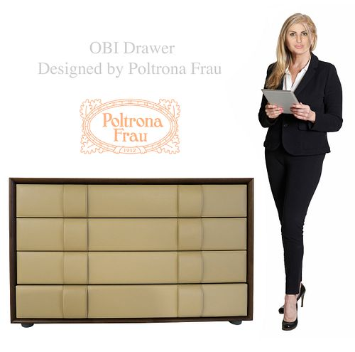 A Modern Poltrona Frau Obi Chest of Drawers